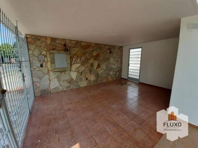 Casa com 3 dormitórios para alugar, 213 m² - Vila Aeroporto Bauru - Bauru/SP - Foto 2