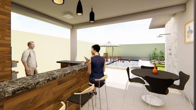 Casa à venda, 240 m² por R$ 1.400.000,00 - Cond Do Lago - Goiânia/GO - Foto 12