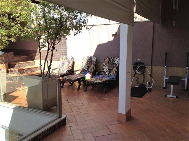 Ótimo Sobrado com 4 dormitórios à venda, 395 m² por R$ 860.000 - Jardim América - Goiânia/ - Foto 18