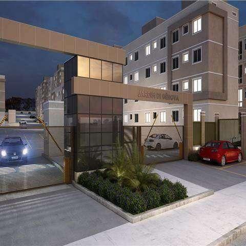 Residencial Jardim di Gênova - Apartamento 2 quartos em Jaraguá do Sul, SC - ID3895