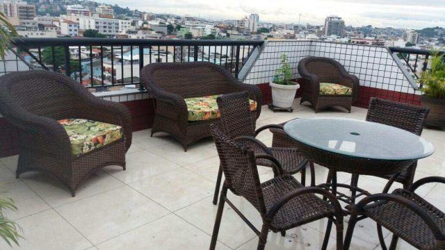 Cobertura à venda com 3 dormitórios em Vila da penha, Rio de janeiro cod:717 - Foto 9