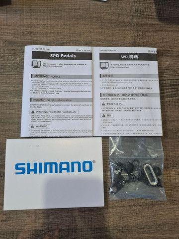 Pedal Shimano Deore Xt Pd-m8100 Mtb - Foto 5