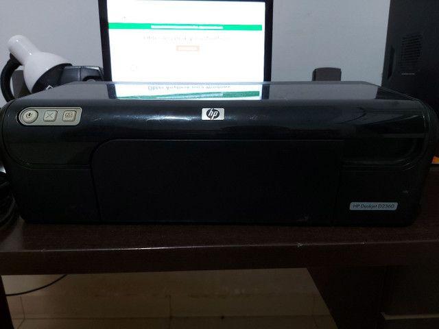 Impressora HP deskjet 2360