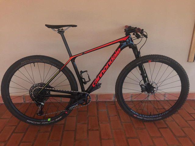 Bike Cannondale fs-i Carbon 2 2019 lefty ocho - Foto 2