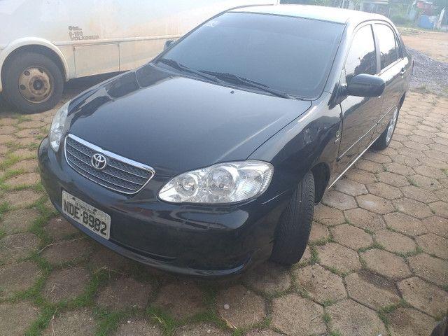 Vende-se Corolla XEI automático 2007