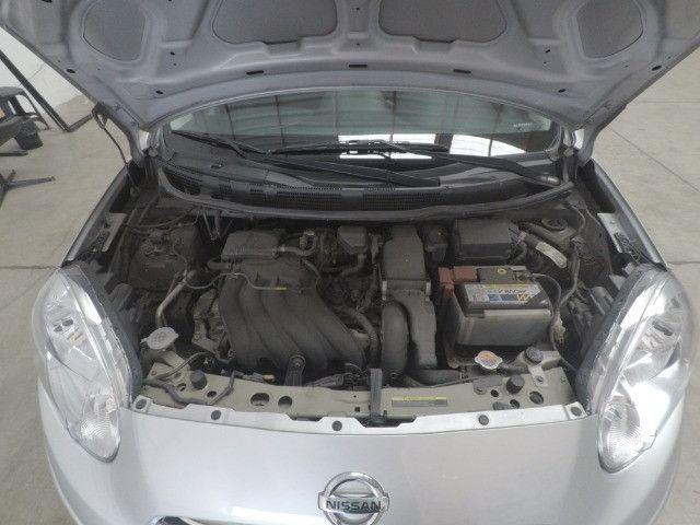 Nissan March - 2013 - 1.6 SV 16V Flex 4P Manual - Foto 6