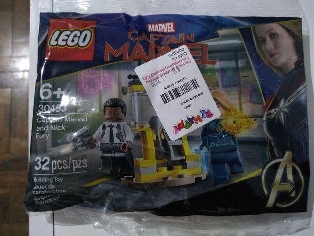 Lego 30453 capitã Marvel polybag
