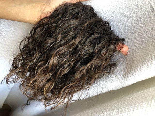 Maga hair de cabelo humano - Foto 5