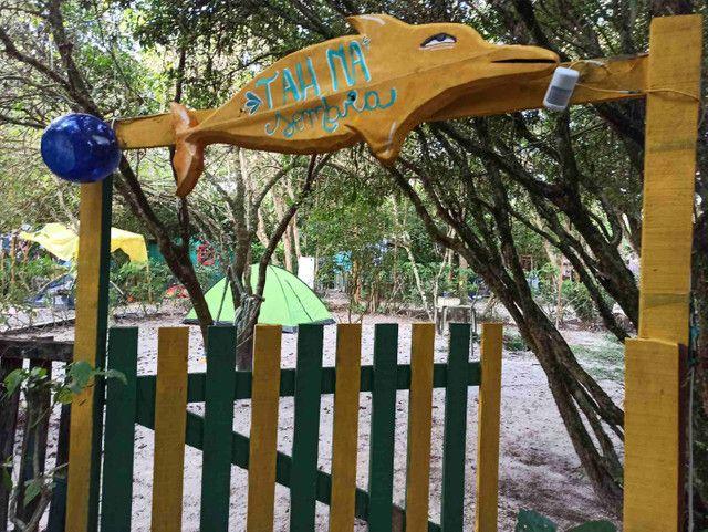 Últimas vagas finados camping Ilha do Mel