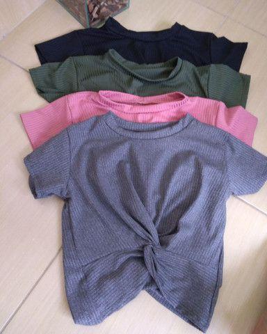 Vendo lote de roupas NOVAS !!  - Foto 4