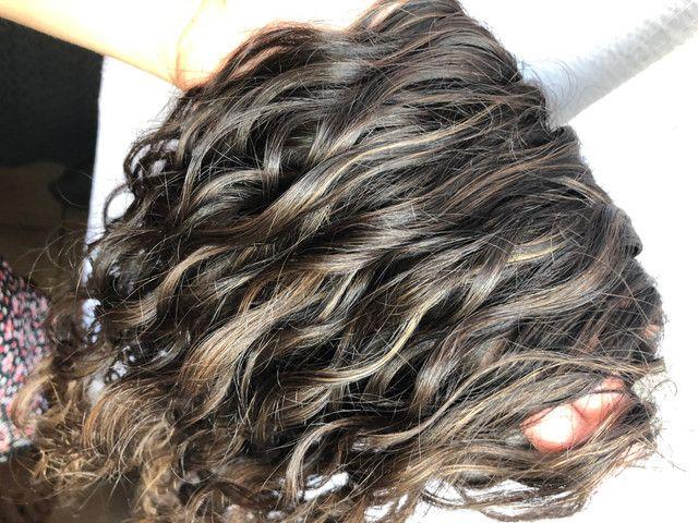 Maga hair de cabelo humano - Foto 4