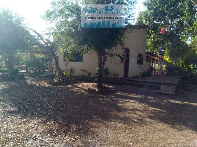 Chácara 60 hectares há 5 km do asfalto da Estrada da Guia - Foto 8