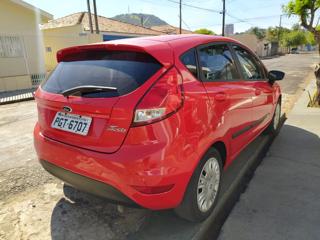 Ford New Fiesta Hatch 1.5 completo - Foto 7