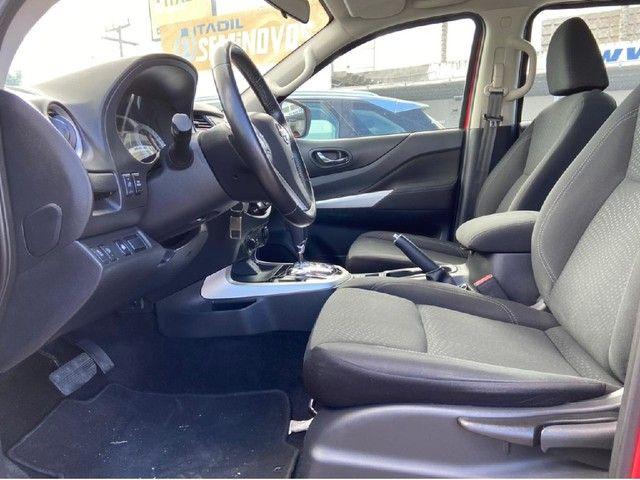 Nissan Frontier 2.3 16V TURBO DIESEL ATTACK CD 4X4 AUTOMÁTICO - Foto 7