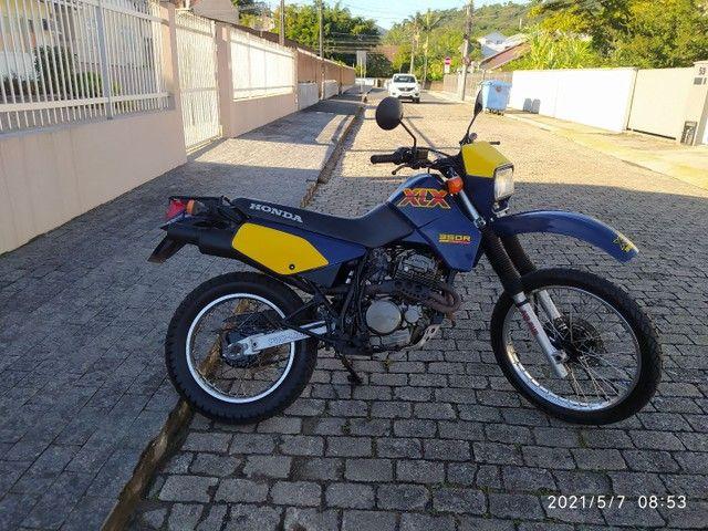 XLX 350R - Impecável