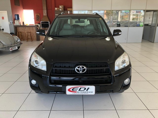 Toyota Rav4 2.4 16v Aut 4x2 2011/2011 - Oportunidade  - Foto 2