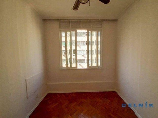 Apartamento com 2 dormitórios para alugar, 68 m² por R$ 2.050,00/mês - Copacabana - Rio de - Foto 8