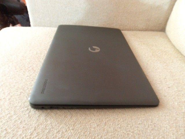 notebook ultrabook positivo 4gb hd-32gb ssd super rapido por R$750 tratar 9- * - Foto 4