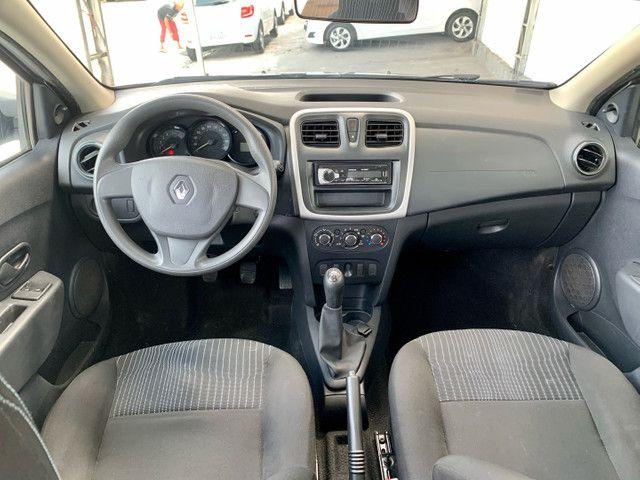 Renault sandero autentique 1.0 3cc 2020 completo  - Foto 10