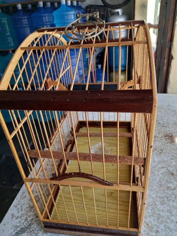 Gaiola de trinca ferro - Foto 2