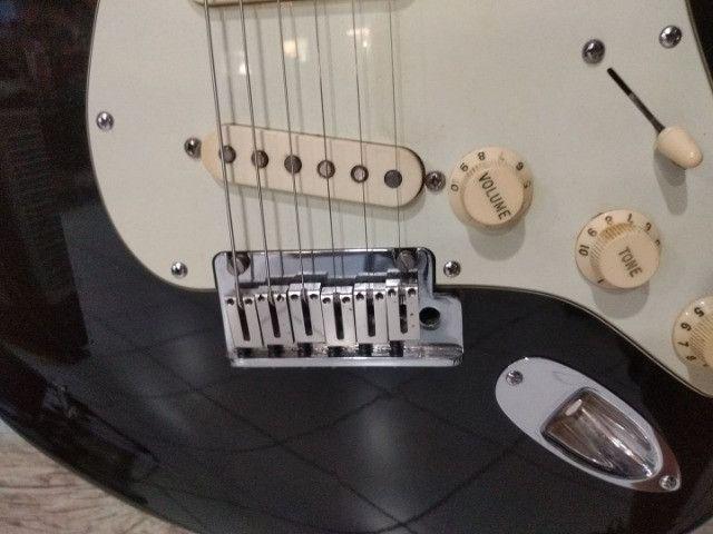 Guitarra Fender Stratocaster Deluxe USA (Mixer Instrumentos Musicais) - Foto 6