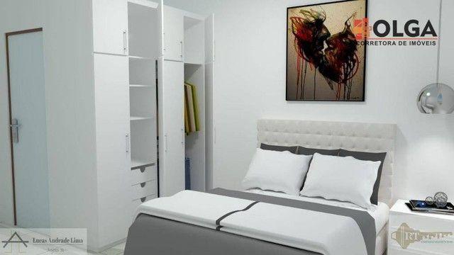 Casa no Jardim Petrópolis com 2 dormitórios à venda, 62 m² por R$ 170.000 - Gravatá/PE - Foto 9
