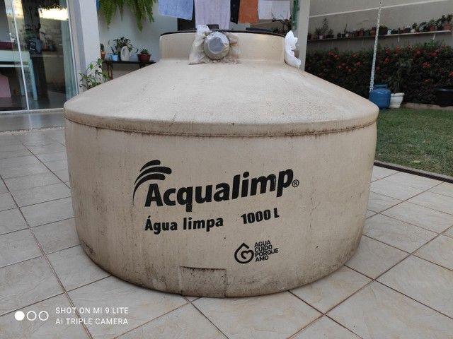 Vende-se caixa d'água 1000 litros - Foto 3