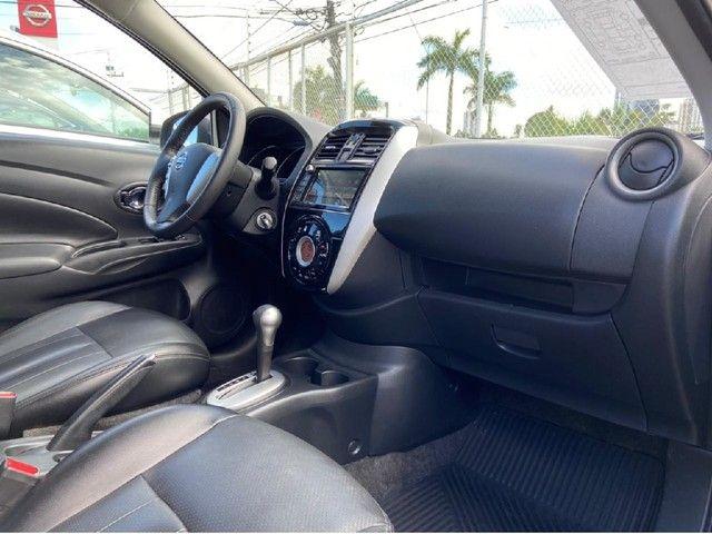 Nissan Versa 1.6 16V FLEXSTART SL 4P XTRONIC - Foto 6