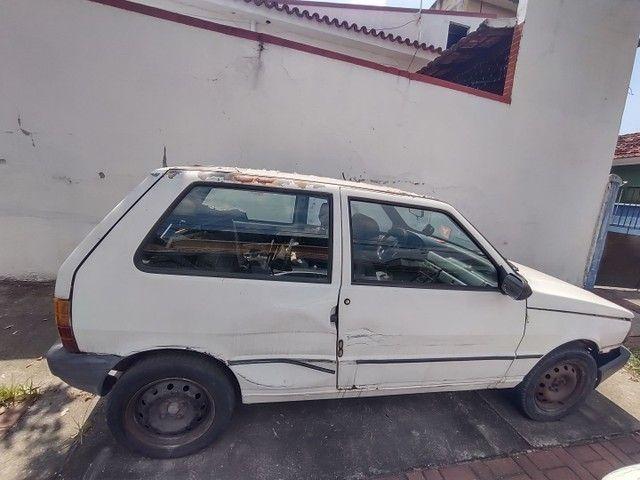 Fiat uno Mille smart sem cabeçote do motor - Foto 9