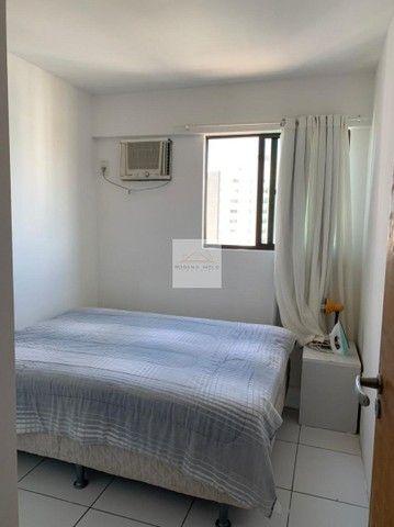 Edf. Ada Melo, Boa Viagem/ 02 quartos, sendo 01 Suíte/70M²/Andar Alto/Mobiliado/Tx inc... - Foto 3