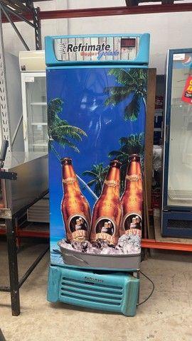 Cervejeira 8cx usada - JM equipamentos