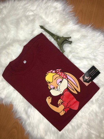 Tshirts femininas - Foto 5
