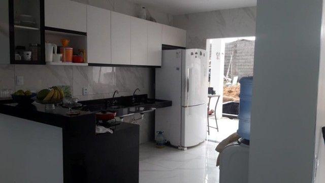 Casa Dúplex em obra com Piscina no Condomínio Jardins da Serra - Foto 5