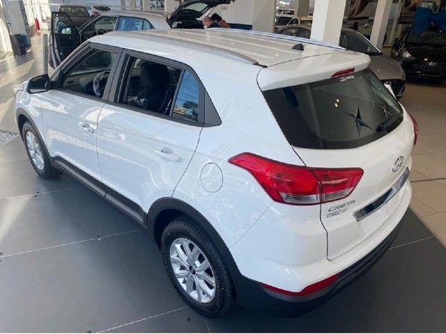 Hyundai Creta 1.6 16V FLEX ACTION AUTOMÁTICO - Foto 5