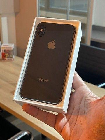 iPhone X 64GB - Saúde da bateria 91%. Até 18x no cartão! Semi novo, perfeito 64 GB