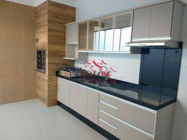 Casa com 3 dormitórios à venda, 105 m² por R$ 530.000,00 - Parque da Gávea - Maringá/PR - Foto 20