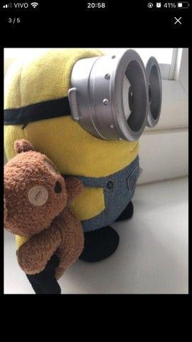 Minion Bob Malvado Favorito Original Teddy Bear 20cm - Foto 3