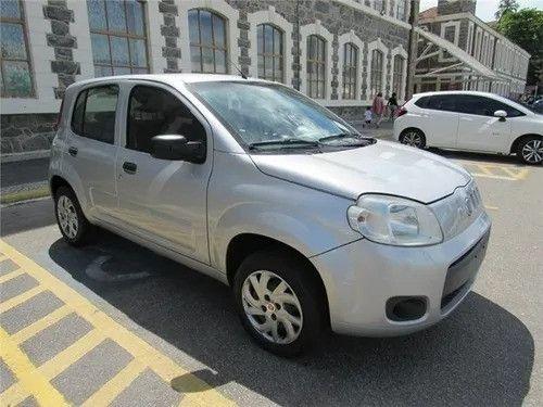 Fiat Uno 1.0 EVO Vivace 8V Flex 4P manual - Foto 3