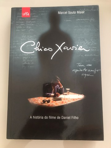 Livro Chico Xavier