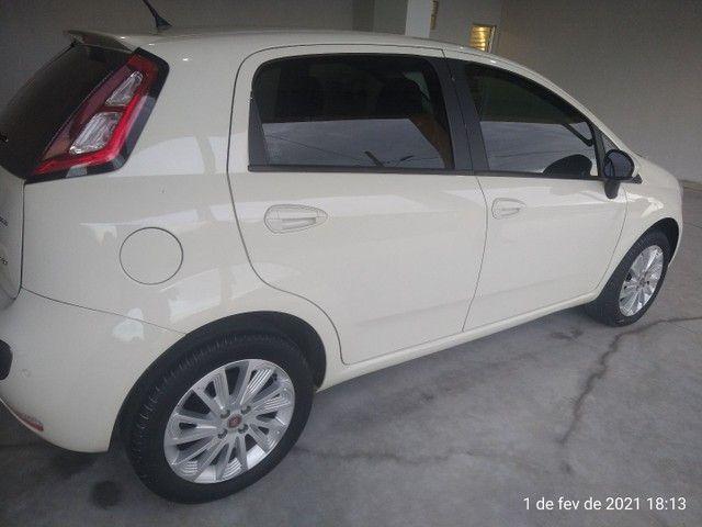 Fiat Punto essenc automático. - Foto 2