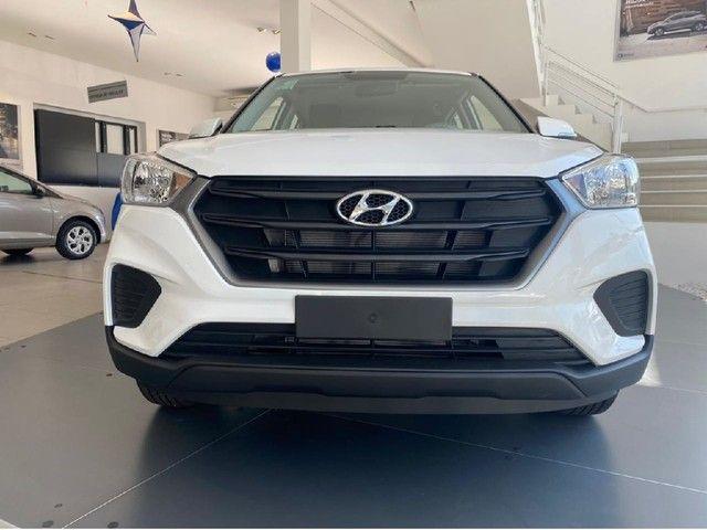 Hyundai Creta 1.6 16V FLEX ACTION AUTOMÁTICO - Foto 9
