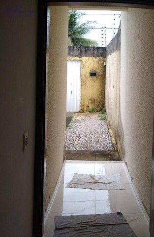 Casa com 2 dormitórios para alugar, 59 m² por R$ 1.000,00/mês - Centro - Eusébio/CE - Foto 8
