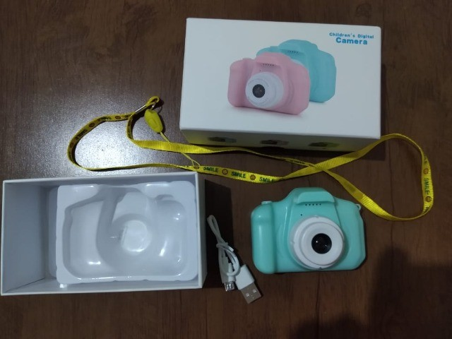 Mini Câmera Infantil Criança - Foto 3