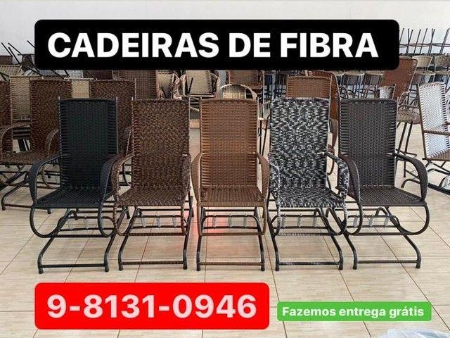 CADEIRAS DE FIBRA PROMOÇÃO