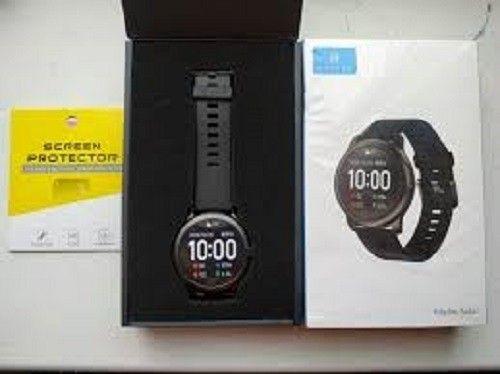 Haylou L5 solar smartwatch