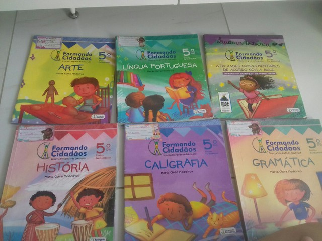 Livros formandos cidadãos