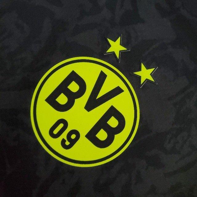 Camisa Borussia Dortmund 2021 - Foto 2