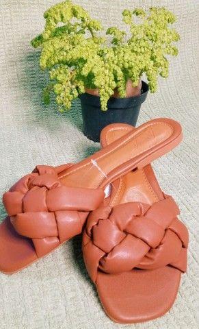Sandália rasteira  - Foto 4
