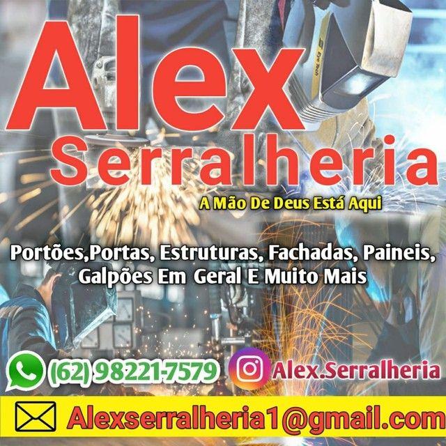 Alex serralheria  - Foto 3