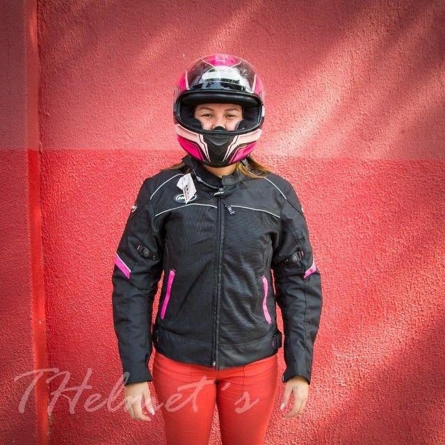 Jaqueta de moto, jaqueta feminina - Foto 3